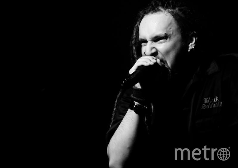 Рафал Пиотровский, группа Decapitated. Фото Wikipedia/Krzysztof Bober