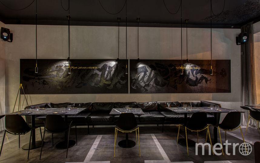 Интерьер ресторана Duo Asia. Фото предоставлено DUOBAND