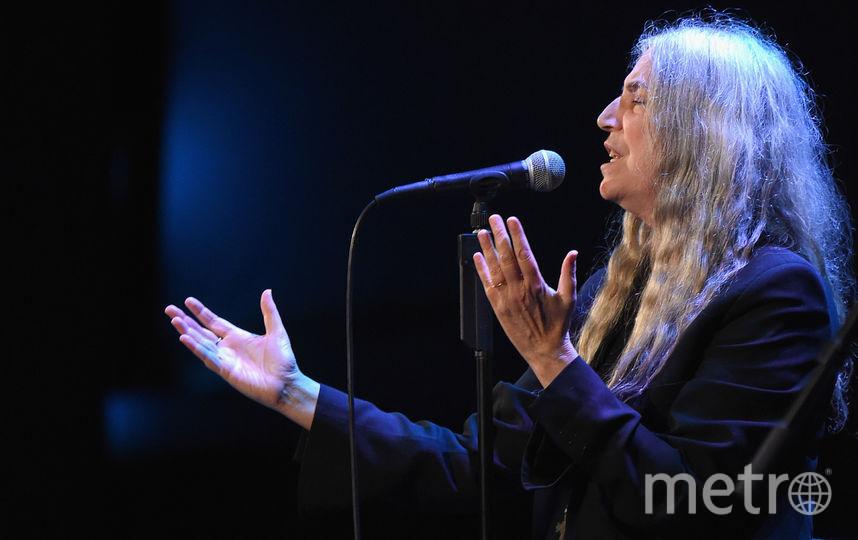 Патти Смит спела на премьере. Фото Getty