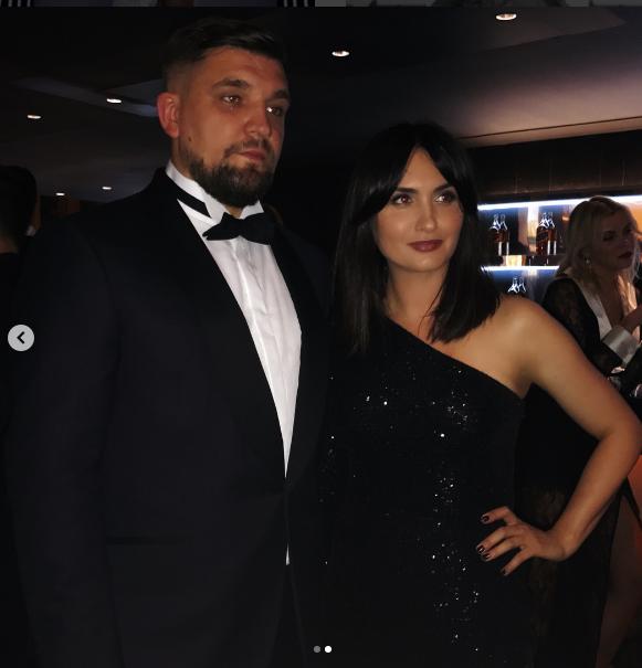 Баста с женой. Фото https://www.instagram.com