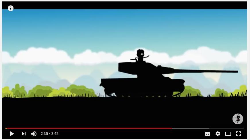 Пять российских мультипликаторов. Shoot Animation Studio. Фото Скриншот Youtube