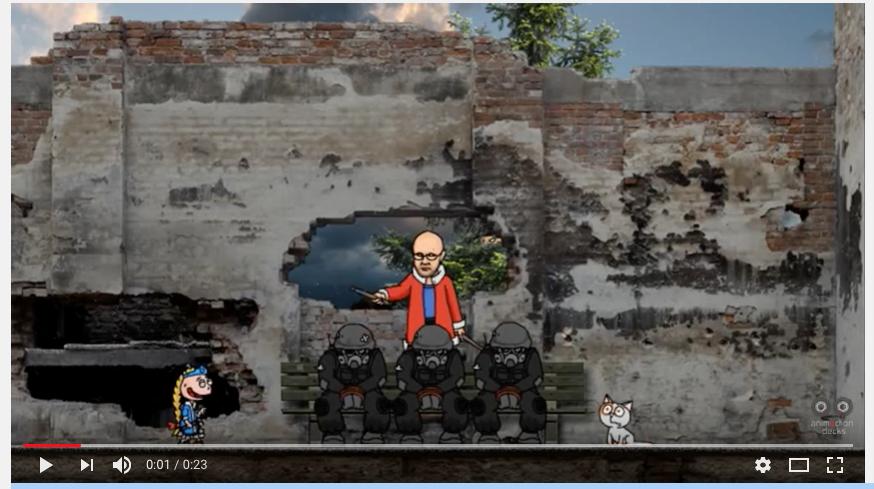 Пять российских мультипликаторов. Animation decks. Фото Скриншот Youtube