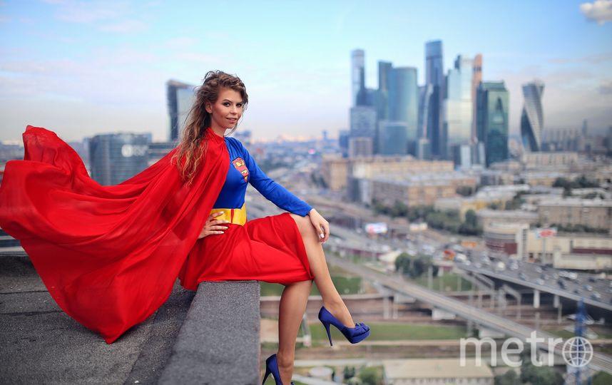 Блогер Ninelly. Фото Александр Ремнев