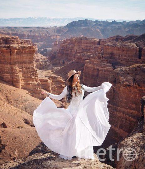 Чарынский каньон. Фото Ninelly