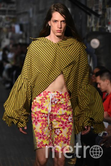 Самые яркие наряды Недели моды в Нью-Йорке-2017. Фото Getty