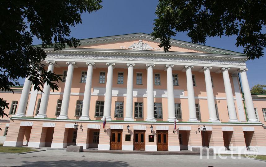 Усадьба Гагариных. Фото Василий Кузьмичёнок