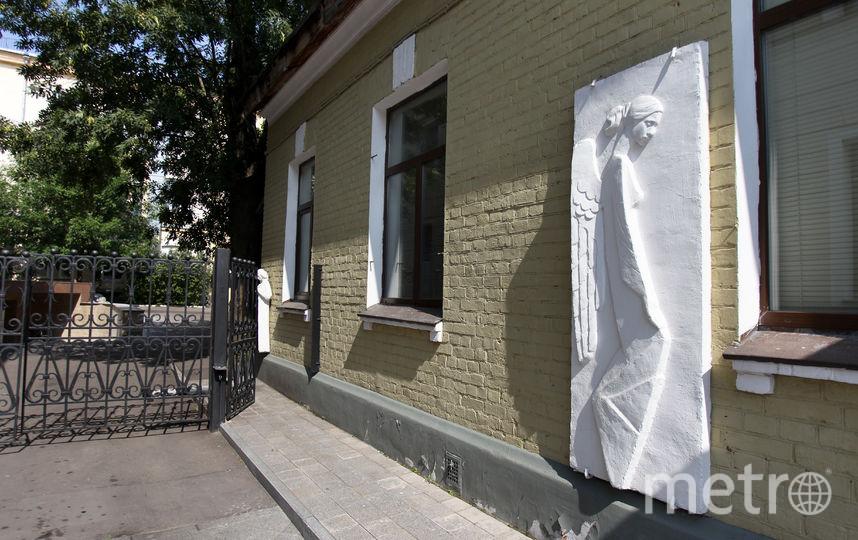 Секретный дворик. Фото Василий Кузьмичёнок
