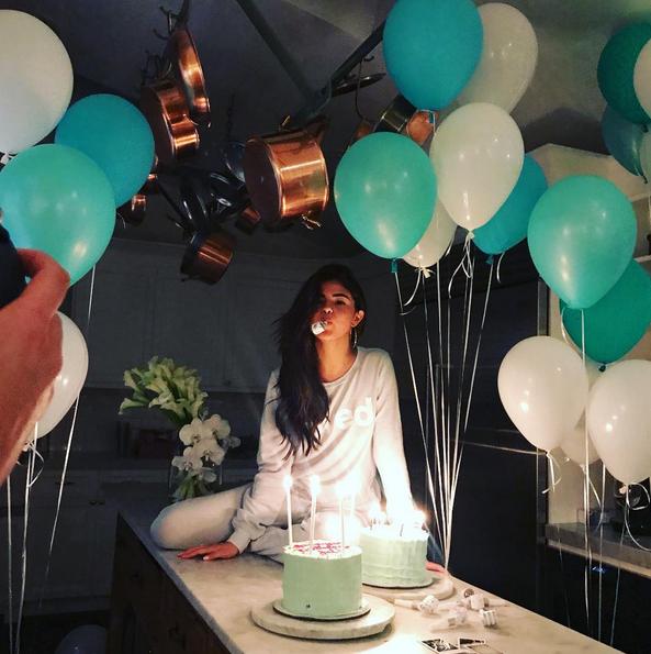 Селена Гомес. Фото Instagram Селены Гомес