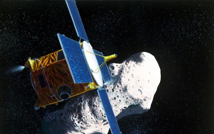 Астрономы: Астероид-гигант пролетел мимо Земли ночью