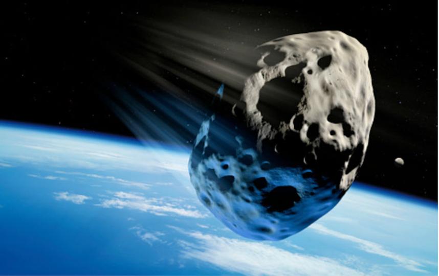 Астероид размером сМГУ пролетел ночью мимо Земли— Астрономы