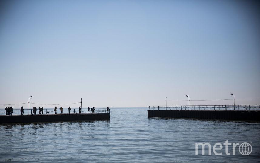 Азовское море. Фото Getty