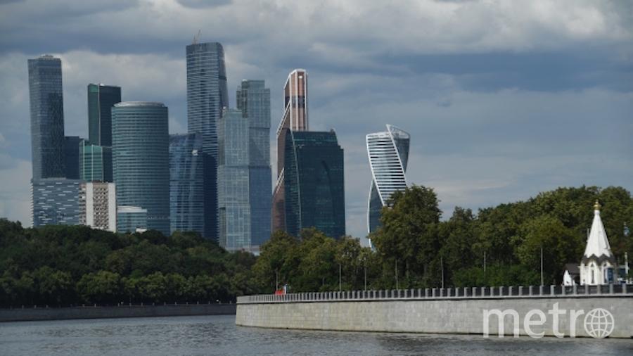 В Москве откроют самую высокую смотровую площадку в Европе. Фото РИА Новости