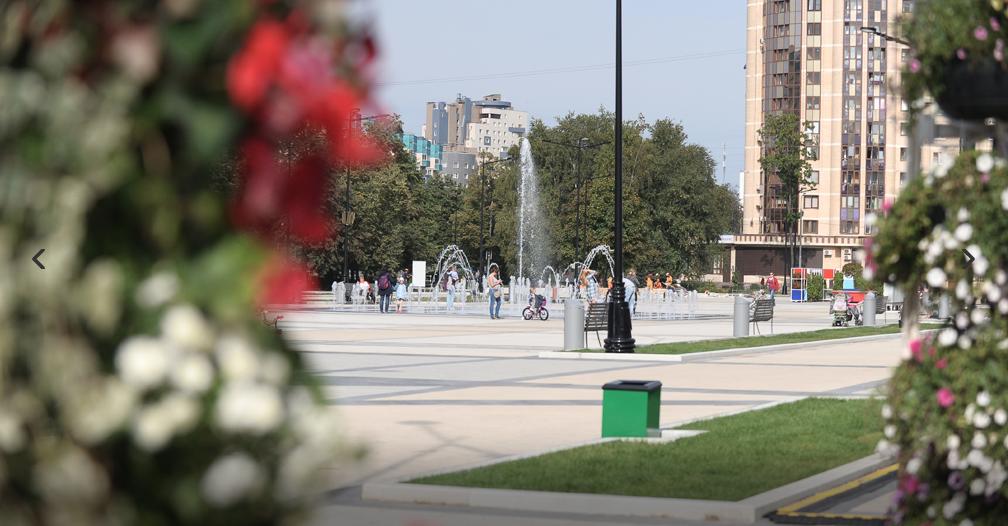 Площадь Юности. Фото mos.ru