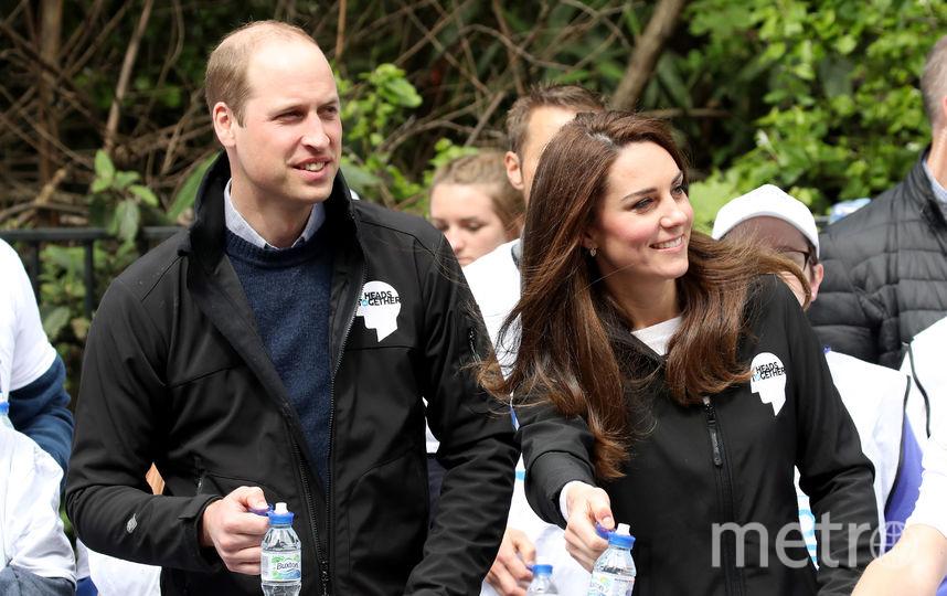 Принц Уильям сказал, как чувствует себя беременная Кейт Миддлтон