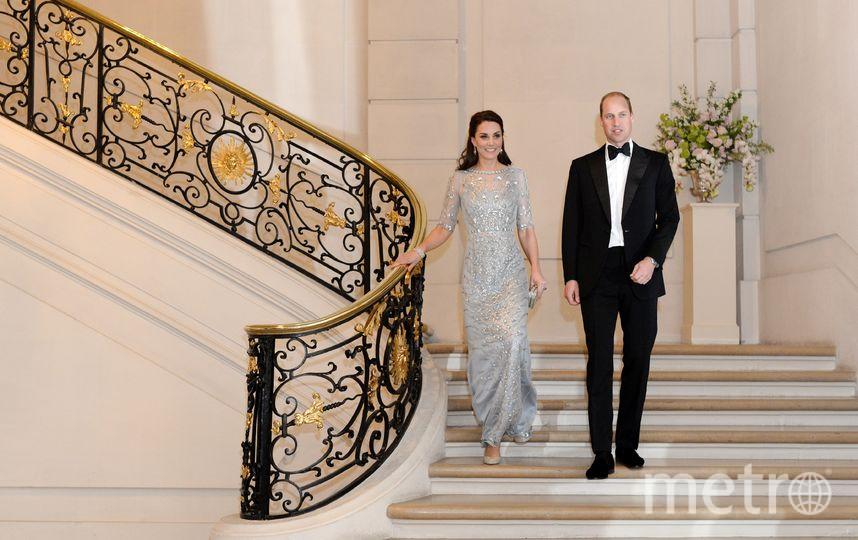После инцидента вшколе принца Джорджа будут охранять неменее тщательно