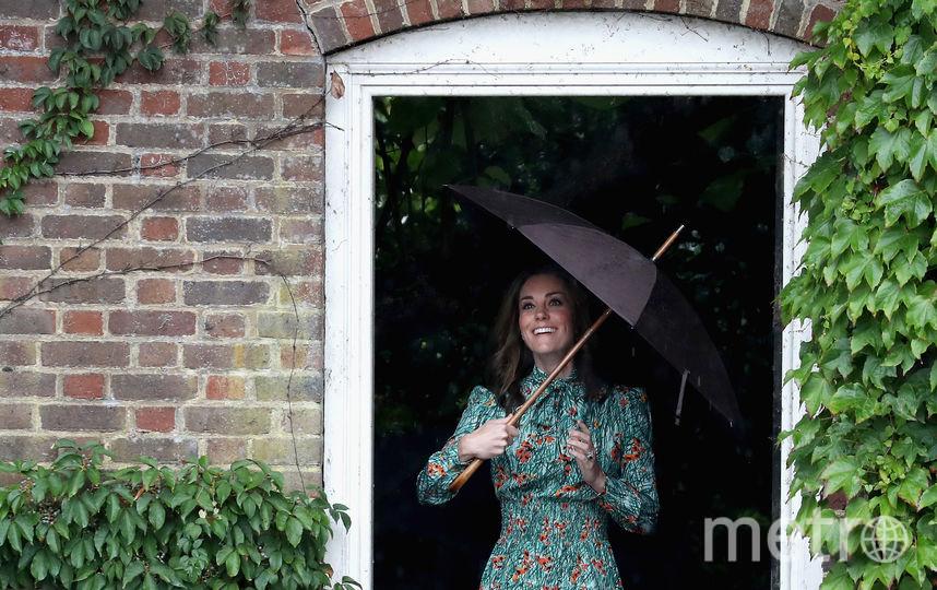 Принц Джордж возвращается вшколу после проверки безопасности