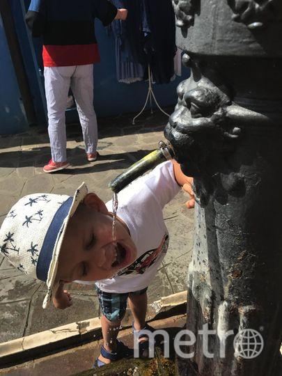 Самое яркое впечатление лета для моего сына Макса - бродить по улочкам Венеции и считать фигуры львов на домах, рекорд - 126 штук!