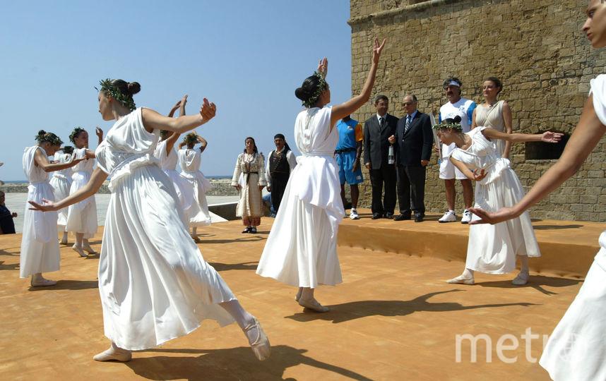 Фестиваль греческой культуры. Фото Предоставлено организаторами