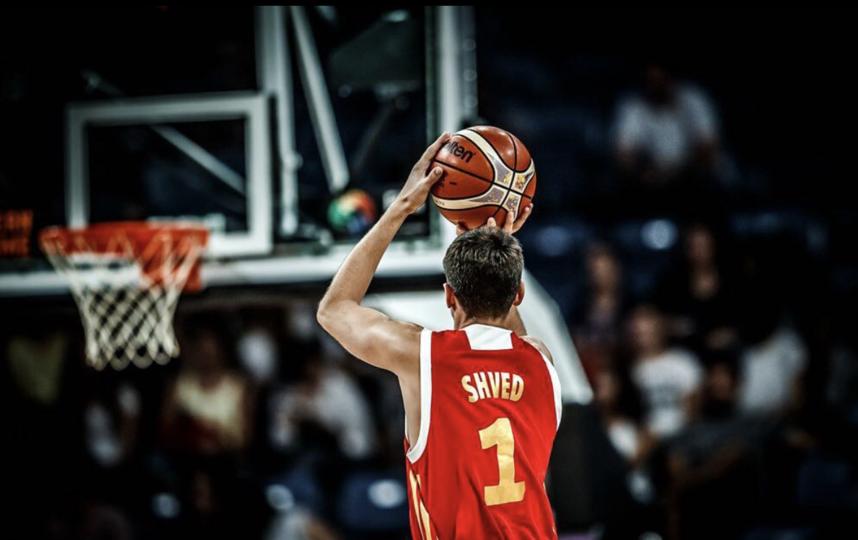Алексей Швед набрал 33 очка. Фото Instagram @russiabasket