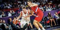 Российские баскетболисты уступили в полуфинале Евробаскета-2017