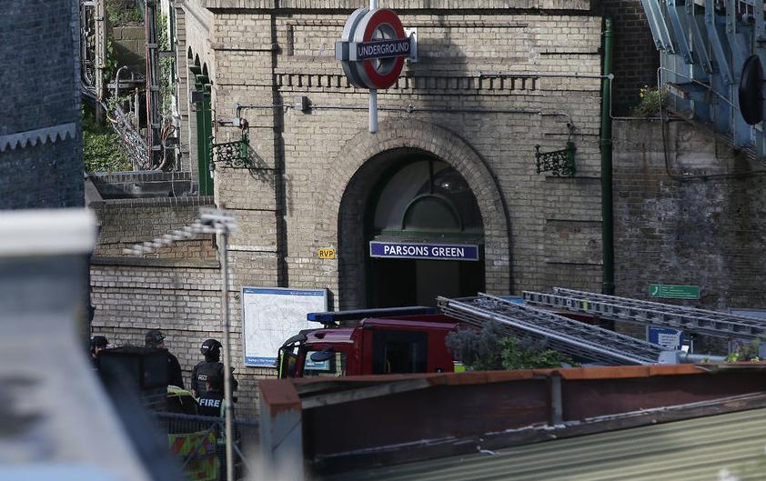 Теракт в лондонском метро - фотоархив. Фото AFP