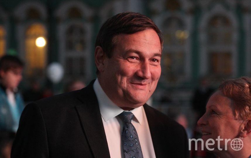 Председатель комитета по культуре Константин Сухенко.