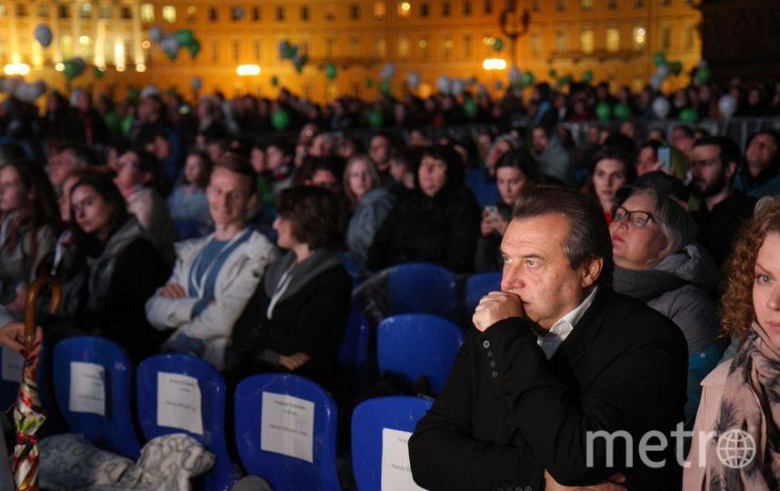 Президент кинофестиваля Алексей Учитель.