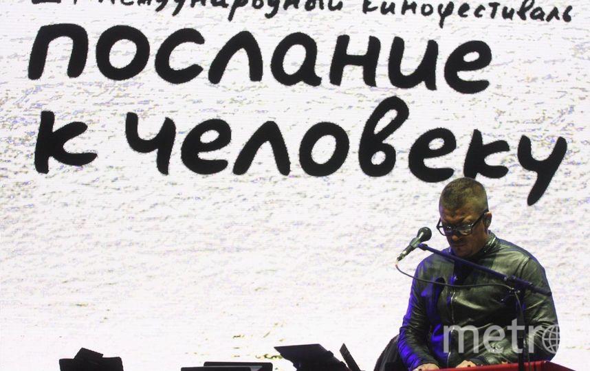 "Звезда телешоу ""Голос"" Антон Беляев."