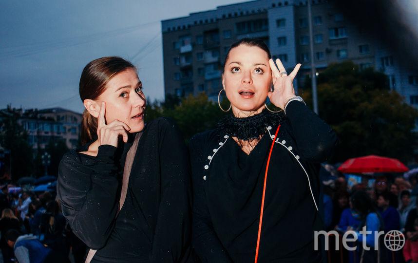 """В Благовещенске стартовал фестиваль """"Амурская осень""""."""