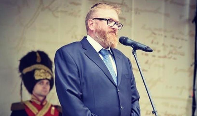 Виталий Милонов - фотоархив. Фото фото - скриншот www.instagram.com/villemilonov/?hl=ro