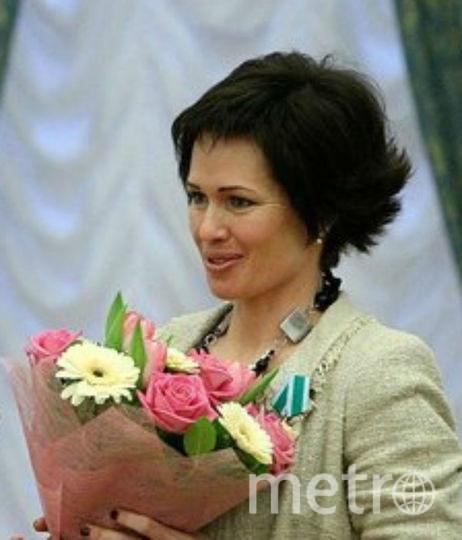 Ольга Медведцева, фотоархив. Фото Wikipedia