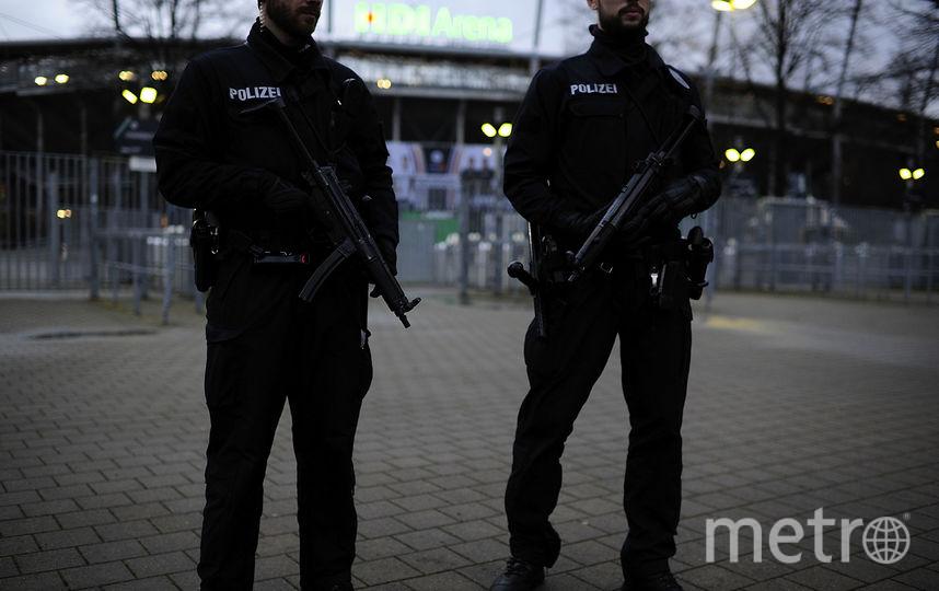 Немецкие полицейские. Фото Getty