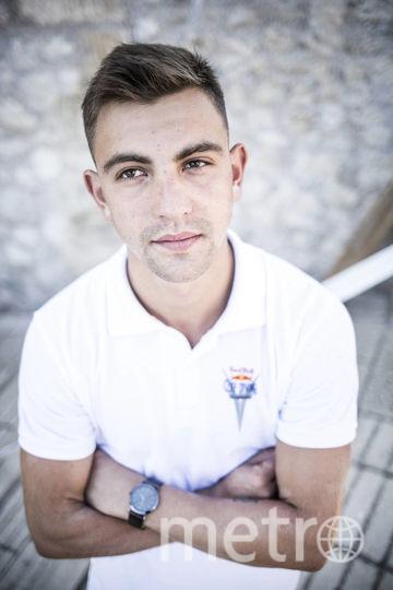 Он стал самым молодым участником этапа в Мостаре. Фото redbullcontentpool.com