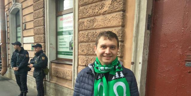 Николай Языков, программист, 26 лет.