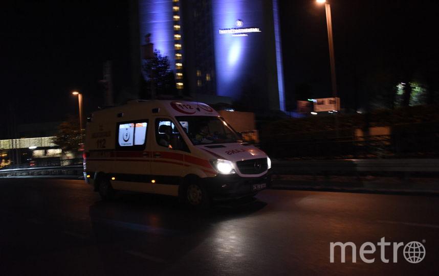 Скорая помощь в Турции. Фото Getty
