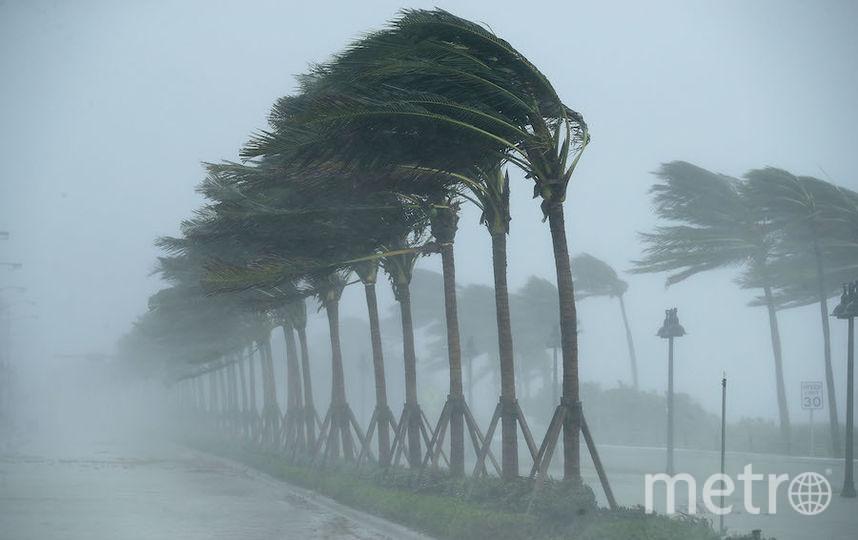 Тропические циклоны. Фото Getty