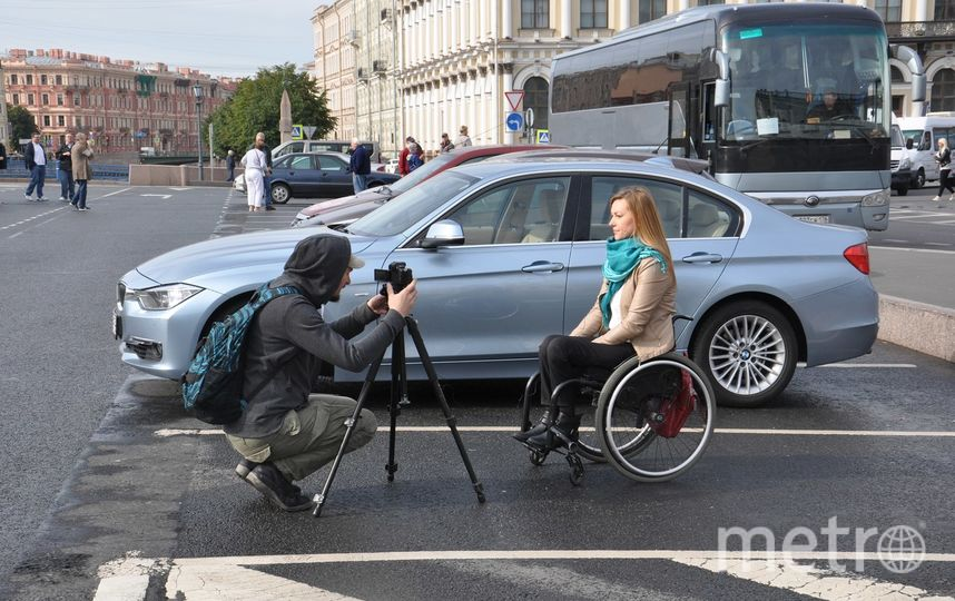 """Марина Гарафутдинова, """"Невская краса - 2017"""", фотоархив."""