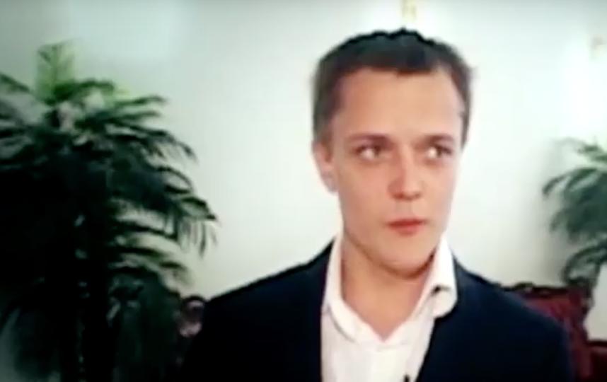 Сергей Зверев-младший. Фото Скриншот Youtube