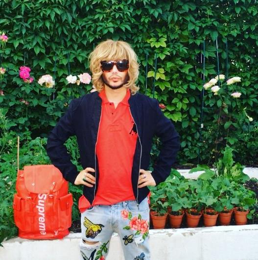 Сергей Зверев. Фото Instagram Сергея Зверева