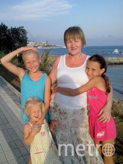 Этим летом я с внучками отдыхала в Болгарии!! Это счастье!! Евсюкова Ольга Викторовна.