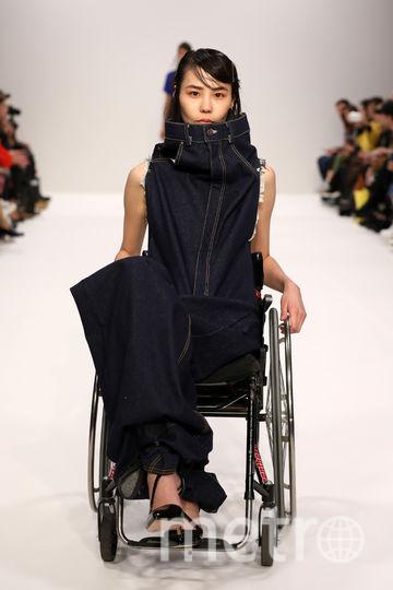 Коллекции дизайнеров Swedish School of Textiles. Фото Getty