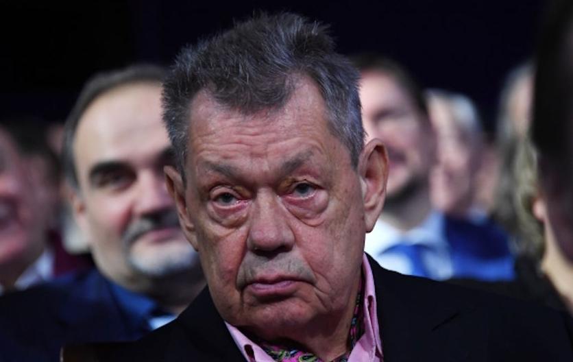 Жена Караченцова рассказала правду о состоянии здоровья мужа. Фото РИА Новости