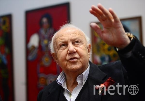 Зураб Церетели. Фото РИА Новости