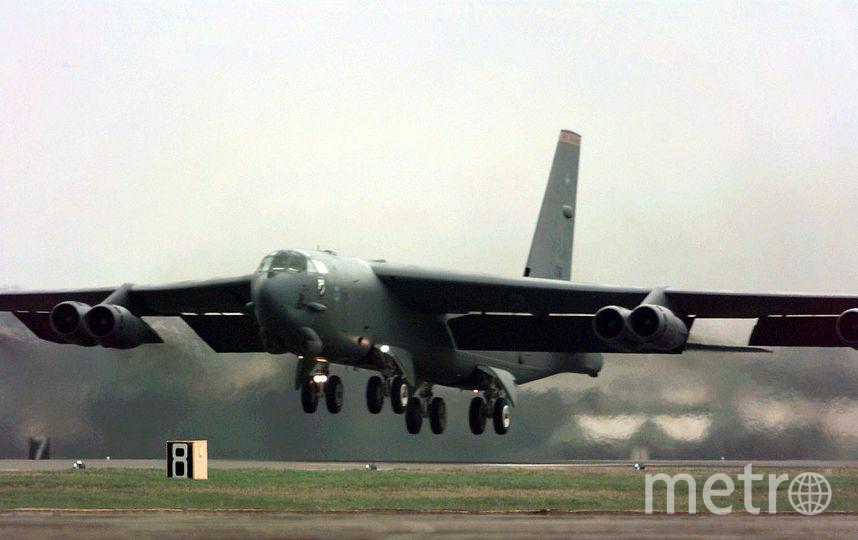 B-52H. Фото Getty