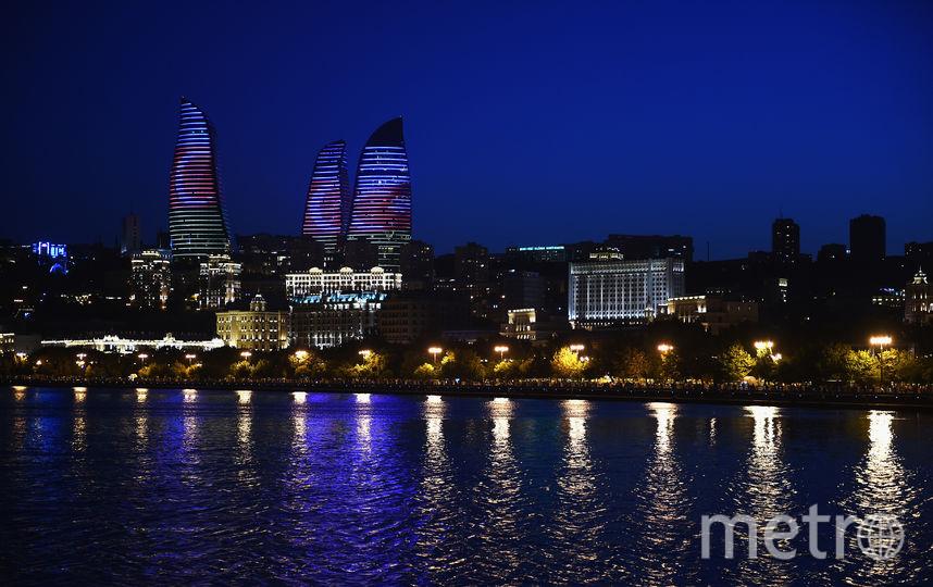 Баку. Фото Getty