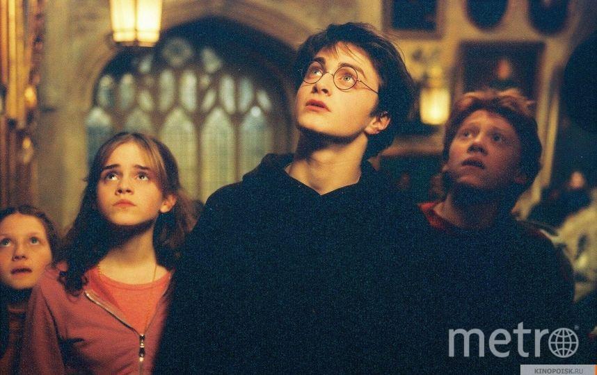 Кадр из фильма про Гарри Поттера. Фото kinopoisk.ru