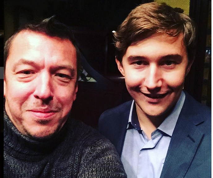 Вячеслав Петкун - фотоархив. Фото все - скриншот www.instagram.com/viacheslav_petkun/