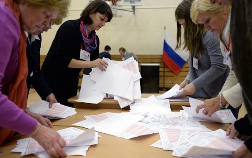 ЦИК уточнил дату предстоящих выборов-2018 в РФ. Фото РИА Новости