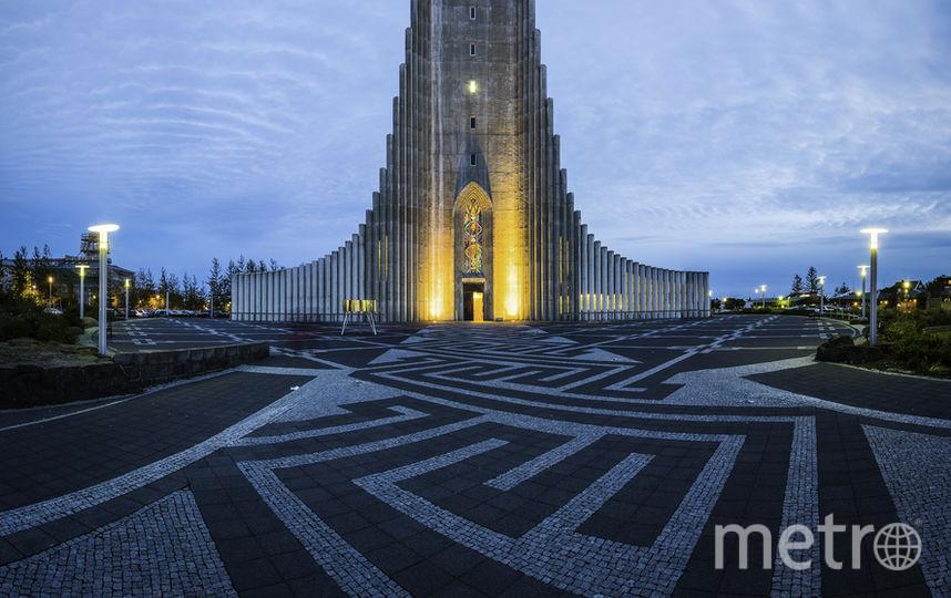 Хадльгримскиркья, лютеранская церковь в столице Исландии Рейкьявике. Фото Istockphoto