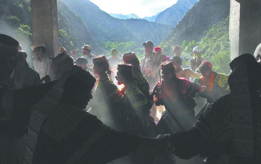 Долина калашей. Фото Flickr